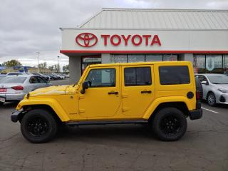 Used 2015 Jeep Wrangler Wrangler X for sale in Cambridge, ON