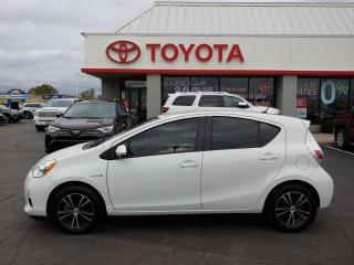 Used 2014 Toyota Prius c HB for sale in Cambridge, ON