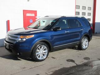 Used 2012 Ford Explorer XLT for sale in Calgary, AB