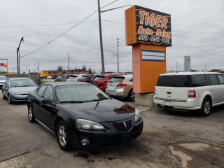 Used 2006 Pontiac Grand Prix **LEATHER**WINTER TIRES**ONLY 185KMS**AS IS for sale in London, ON
