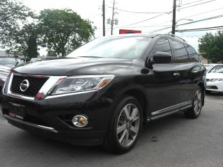 Used 2014 Nissan Pathfinder Platinum for sale in London, ON