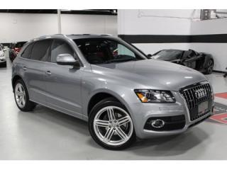 Used 2011 Audi Q5 3.2 S-LINE PREMIUM   FULLY LOADED for sale in Vaughan, ON