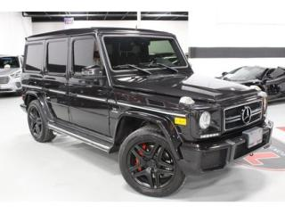 Used 2013 Mercedes-Benz G-Class G63 AMG   4-MATIC   FULLY EQUIPPED for sale in Vaughan, ON