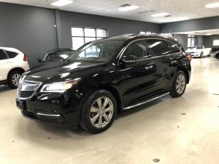 Used 2014 Acura MDX SH-AWD*ELITE PACKAGE*NAVIGATION*360*CAMERA*7-PASS* for sale in North York, ON