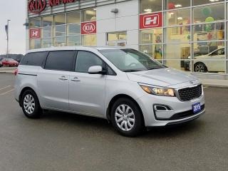 Used 2019 Kia Sedona L | One Owner | 7-Passenger for sale in Stratford, ON
