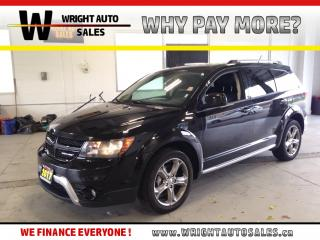 Used 2017 Dodge Journey Crossroad|7 PASSENGER|LEATHER|AWD|62,060 KMS. for sale in Cambridge, ON