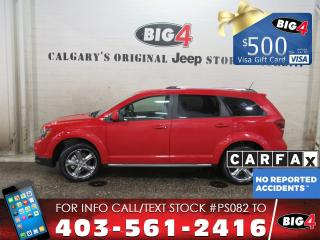Used 2017 Dodge Journey Crossroad   PRICE DROP!!! for sale in Calgary, AB