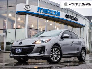 Used 2013 Mazda MAZDA3 GS-SKY,1.9% FINANCE AVAILABLE, ONE OWNER for sale in Mississauga, ON