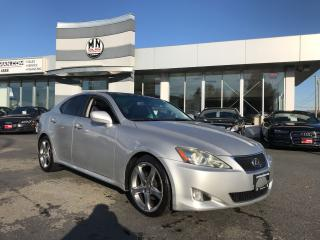 Used 2008 Lexus IS 250 Premium Paddle Shift Loaded 129, 000Km for sale in Langley, BC