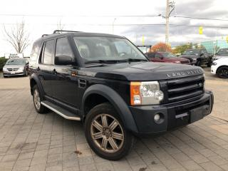 Used 2006 Land Rover LR3 V8 HSE for sale in Mississauga, ON