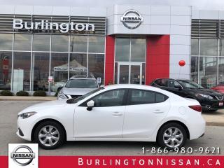 Used 2015 Mazda MAZDA3 GX, ACCIDENT FREE, 1 OWNER ! for sale in Burlington, ON