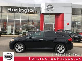 Used 2012 Toyota Venza AWD, 1 OWNER, ACCIDENT FREE ! for sale in Burlington, ON
