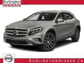 Used 2015 Mercedes-Benz GLA 250, NAVIGATION, ACCIDENT FREE ! for sale in Burlington, ON