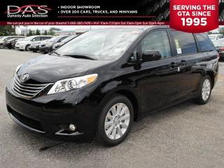 Used 2014 Toyota Sienna LE AWD  7 Passenger Power Doors/Camera for sale in North York, ON