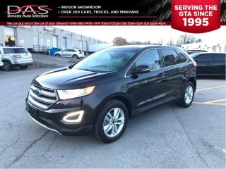 Used 2015 Ford Edge SEL NAVIGATION/LEATHER/PANORAMIC ROOF for sale in North York, ON