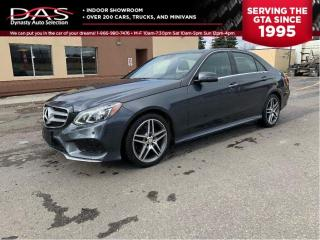 Used 2015 Mercedes-Benz E-Class 250 BlueTEC 4MATIC NAVIGATION/PANO SUNROOF for sale in North York, ON