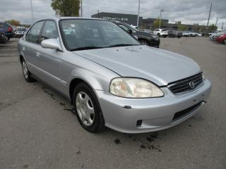Used 2000 Honda Civic EX-G for sale in Toronto, ON