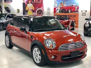 Used 2012 MINI Cooper Sunroof, Heated Seats for sale in Paris, ON