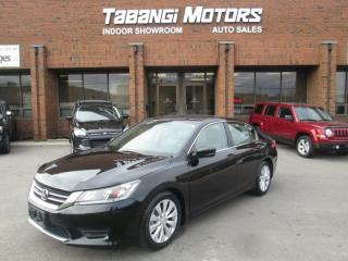 Used 2014 Honda Accord LX | HEATED SEATS | BLUETOOTH | BACK-UP CAMERA for sale in Mississauga, ON