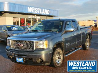 Used 2011 GMC Sierra 1500 Nevada Edition Extended Cab for sale in Pembroke, ON