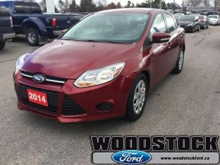 Used 2014 Ford Focus SE  200A, SE, HEATED SEATS for sale in Woodstock, ON