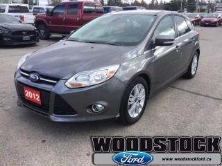 Used 2012 Ford Focus SEL  - Bluetooth -  SYNC - Low Mileage for sale in Woodstock, ON
