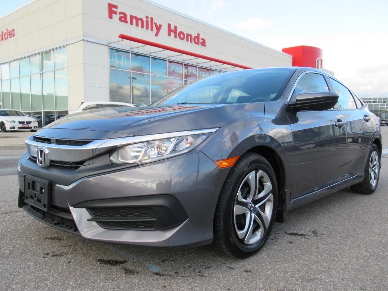 Used 2018 Honda Civic Lx Like New For Sale In Brampton Ontario