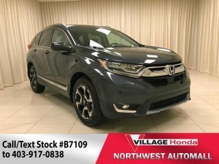 Used 2017 Honda CR-V Touring for sale in Calgary, AB