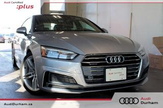 Used 2018 Audi A5 2.0T Progressiv + Navigation | Back-Up Cam for sale in Whitby, ON