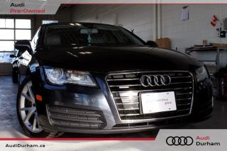Used 2013 Audi A7 3.0T + Navigation | Back Up Sensors for sale in Whitby, ON
