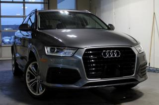 Used 2018 Audi Q3 2.0T Progressiv + Navigation | Heated Seats for sale in Whitby, ON
