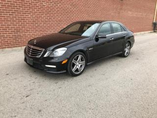 Used 2010 Mercedes-Benz E-Class 4dr Sdn 6.2L AMG RWD for sale in Mississauga, ON