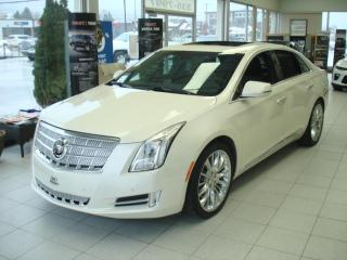 Used 2013 Cadillac XTS Platinum for sale in Thetford Mines, QC