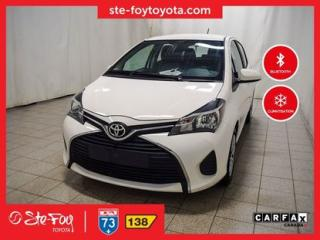 Used 2015 Toyota Yaris LE A/C for sale in Québec, QC