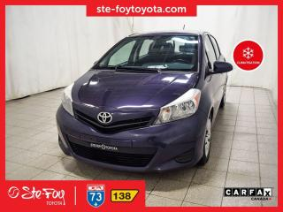 Used 2014 Toyota Yaris Le A/c, Vi for sale in Québec, QC