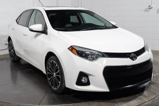 Used 2016 Toyota Corolla S A/c Mags Toit for sale in St-Constant, QC