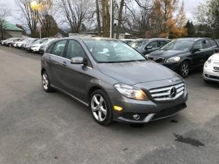 Used 2014 Mercedes-Benz B-Class B250 Cuir Mags for sale in St-Constant, QC