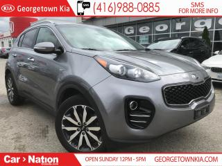 Used 2017 Kia Sportage EX |AWD |ALLOY WHEELS| B/U CAM| ONE OWNER for sale in Georgetown, ON