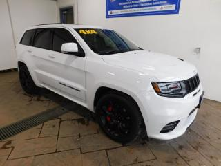 Used 2017 Jeep Grand Cherokee SRT LEATHER SUNROOF for sale in Listowel, ON
