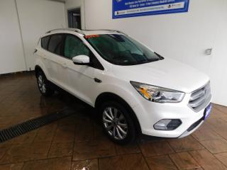 Used 2017 Ford Escape Titanium LEATHER SUNROOF for sale in Listowel, ON