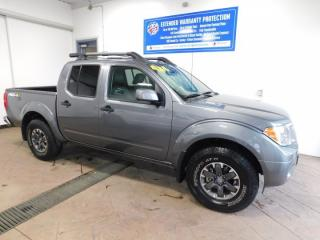 Used 2018 Nissan Frontier PRO-4X Leather for sale in Listowel, ON
