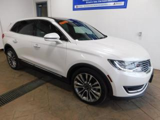 Used 2016 Lincoln MKX Reserve LEATHER NAVI for sale in Listowel, ON