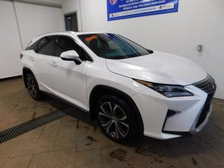 Used 2016 Lexus RX 350 AWDLEATHER NAVI SUNROOF for sale in Listowel, ON
