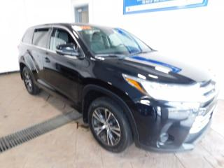 Used 2017 Toyota Highlander LE for sale in Listowel, ON