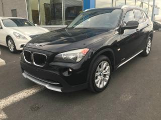 Used 2012 BMW X1 xDrive28i for sale in Longueuil, QC