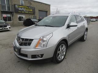 Used 2010 Cadillac SRX AWD 4dr 2.8T Performance for sale in Newmarket, ON