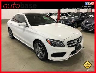 Used 2015 Mercedes-Benz C-Class C300 4MATIC PREMIUM PLUS SPORT for sale in Vaughan, ON