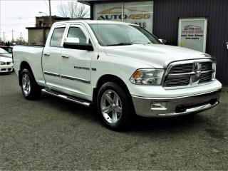 Used 2012 Dodge Ram 1500 ***BIG HORN,QUADCAB,4X4*** for sale in Longueuil, QC