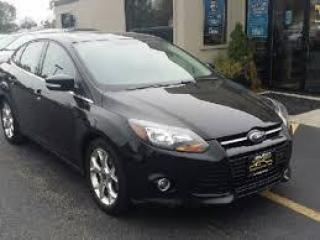 Used 2013 Ford Focus 4dr Sdn Titanium for sale in Brampton, ON