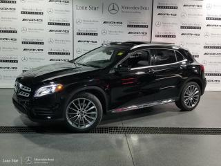 Used 2018 Mercedes-Benz GLA 250 4MATIC SUV for sale in Calgary, AB